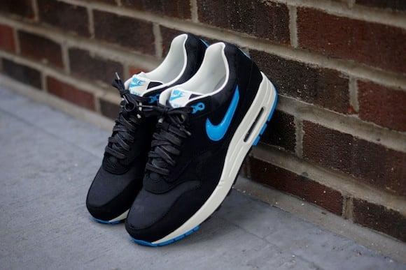 Nike Air Max 1 Premium (Black/Blue