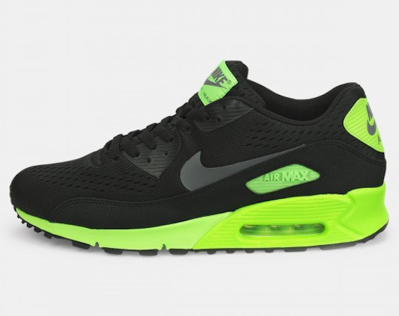 Nike Air Max 90 EM Flash Lime Now Available
