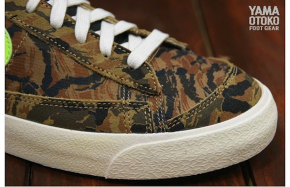 Nike Blazer 77 Mid Camo Upcoming Release