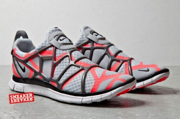 size 40 f8857 c1fab Nike Free Alt Closure Run Grey Pink Upcoming Release