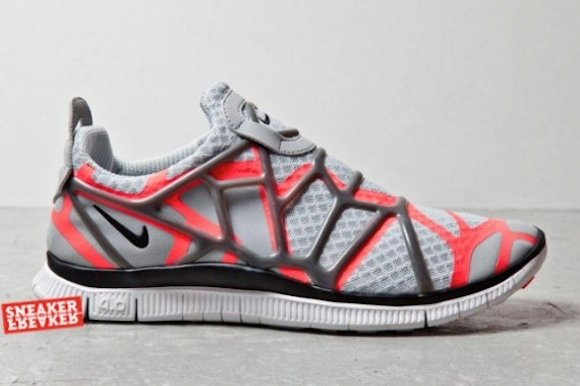 Nike Free Alt Closure Run Grey Pink Upcoming Release