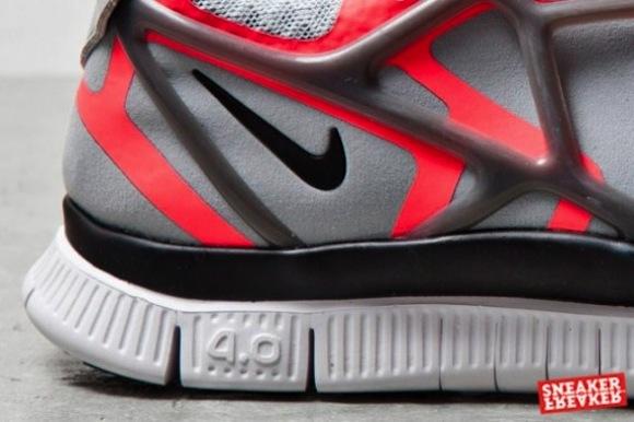 Nike Free Alt Closure Run Grey Pink Upcoming Release