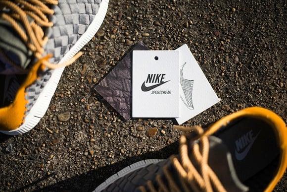 Nike Free Inneva Woven Mine Grey