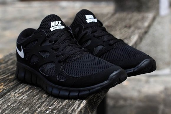 black on black free runs