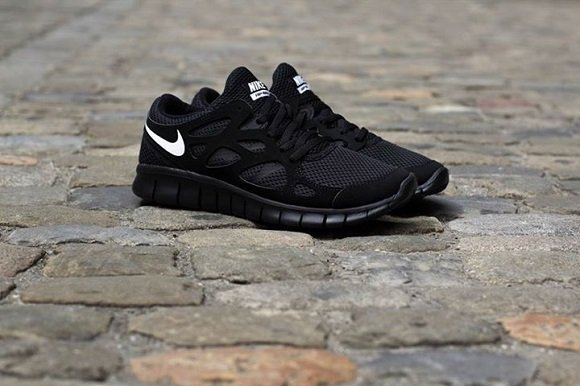 Nike Free Run 2 NSW – Black/White