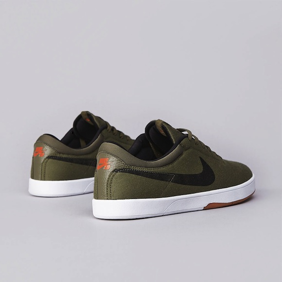 new arrival 463f7 14436 Nike SB Eric Koston SE Medium Olive New Release