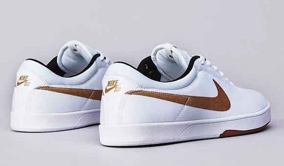 Nike SB Koston One SE White Gold New Release