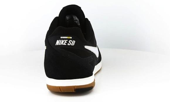 Nike SB Lunar Gato Black White Gum New Release