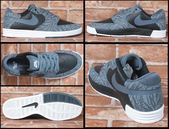 Nike SB P Rod Premium Armory Black