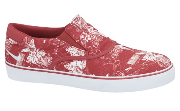 Nike SB Verona Red Floral New Release