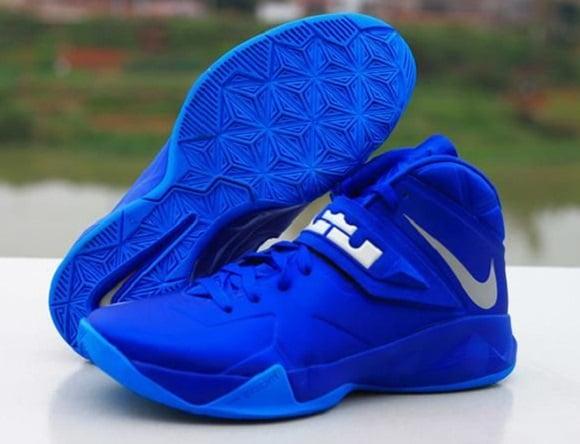 Nike Zoom Soldier VII – NikeiD