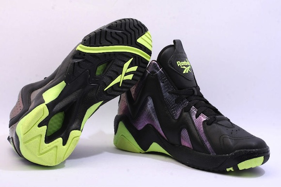 Reebok Kamikaze II Year of the Snake