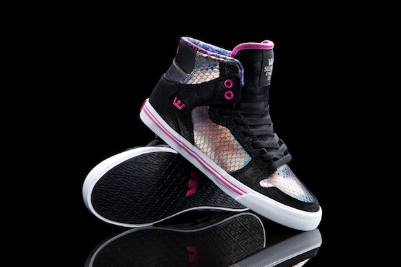 SUPRA Introduces the Maurizio Molin Women Collection