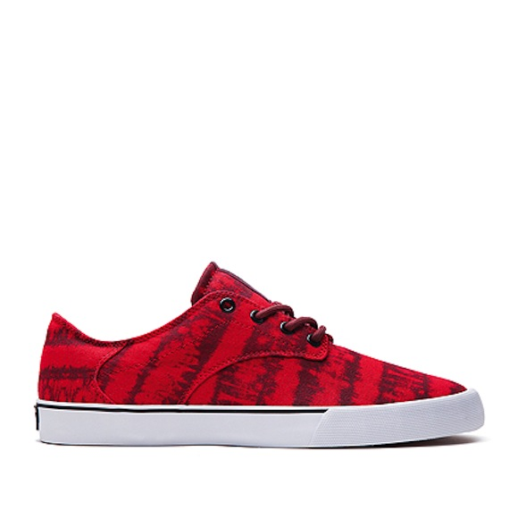 Supra Pistol Burgundy Red Now Available