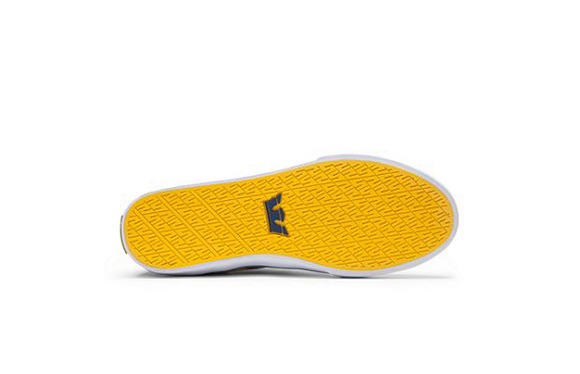 Supra Pistol Yellow Blue