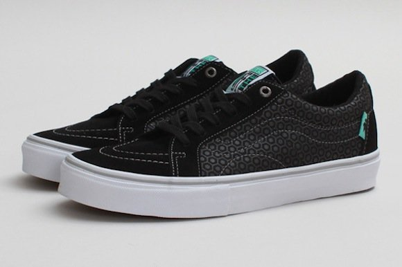Vans Alien Workshop Native American Low New Release