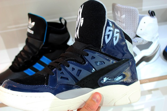 adidas Mutombo Upcoming 2014 Collection