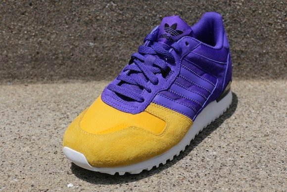 adidas Originals ZX 700 Blaze Purple Yellow Ray Now Available well-wreapped 8a5fb1f6a5d4