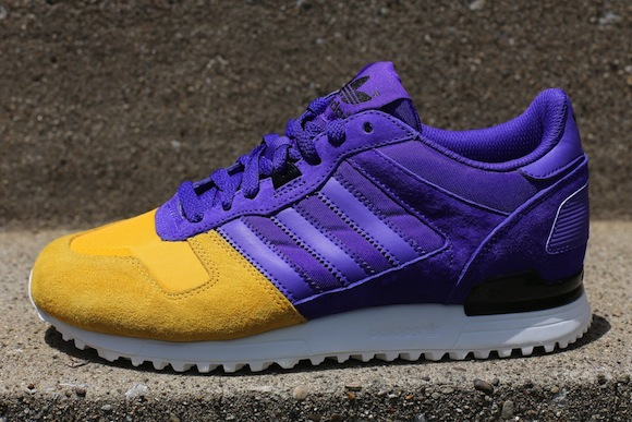 adidas Originals ZX 700 Blaze Purple Yellow Ray Now Available