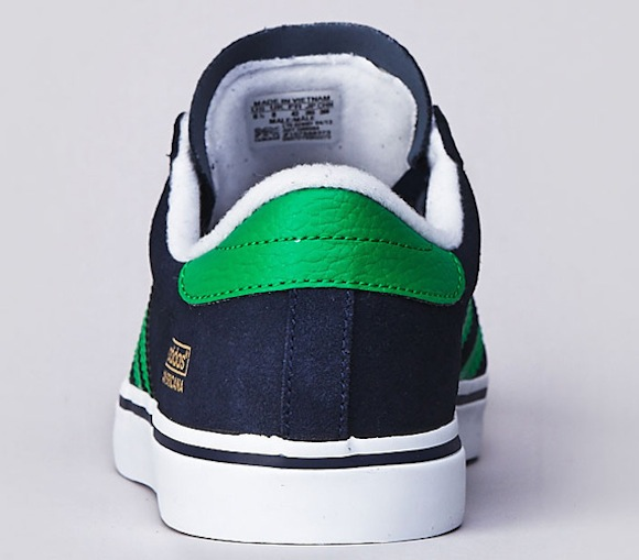 adidas Skate Americana Vin Navy Fairway New Release