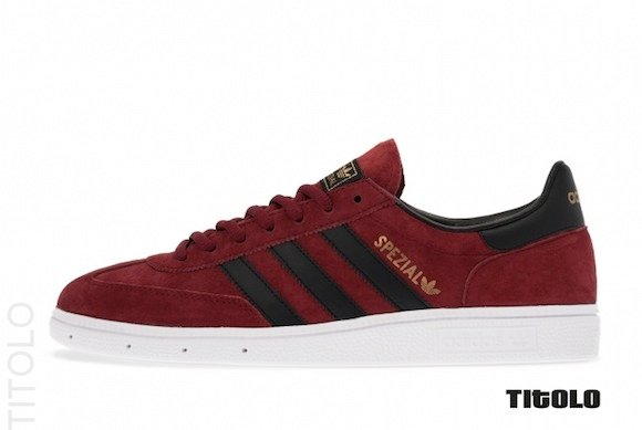 adidas Spezial Cardinal Red New Release