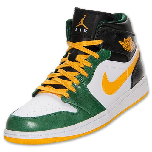 Air Jordan 1 Mid  Sonics  - Formidable Foes Pack  ca57a6b23