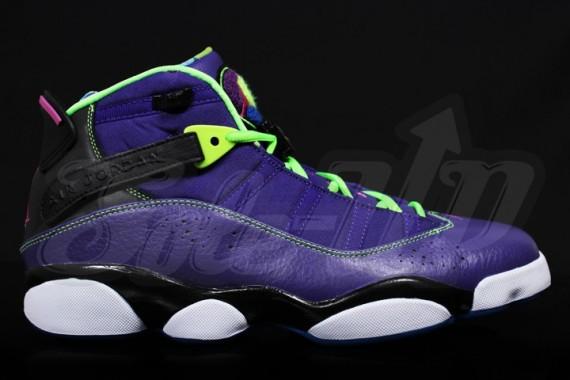 Jordan 6 Rings Bel Air Another Look