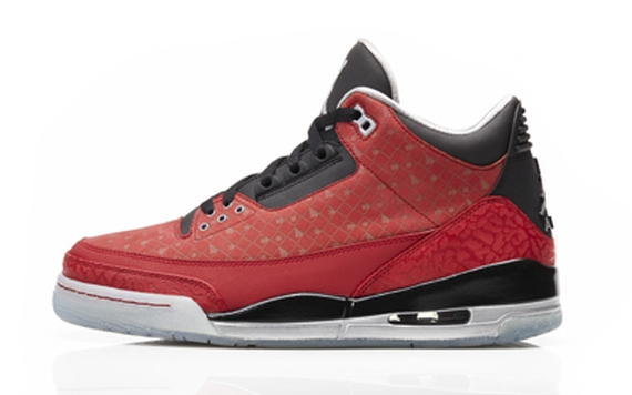 Air Jordan III Doernbecher Re Release Information