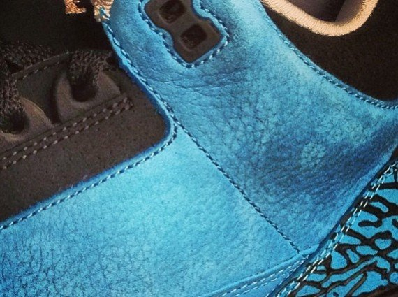 Air Jordan III Powder Blue Teaser Part II