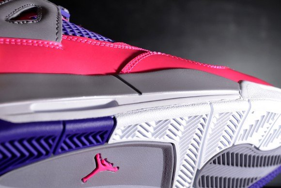 Air Jordan IV GS Pink Foil Yet Another Look