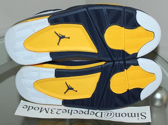 Air Jordan IV Marquette Available on eBay