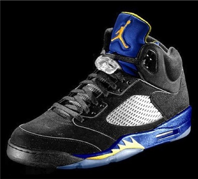 buy popular 7964c f5b97 Air Jordan V (5) 'Black Laney' | Possible Release | SneakerFiles