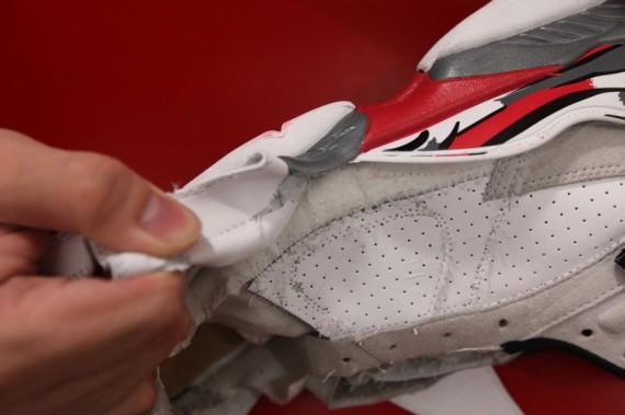 Air Jordan VIII Bugs Dissected