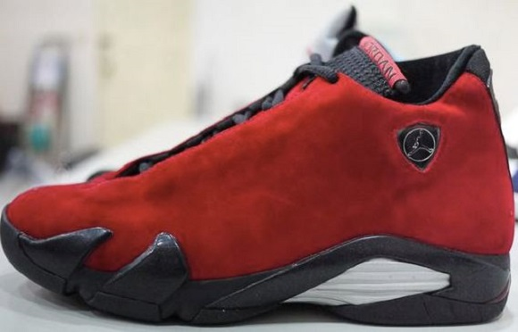 Air Jordan XIV 14 Retro Toro Bravo Sneak Peek