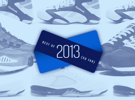 Complex's Best Retro Sneakers of 2013 So Far