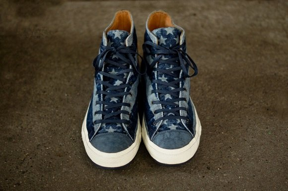 Converse First String Chuck Taylor All Star Denim Stars And Stripes  Available Now ecd7c537da59