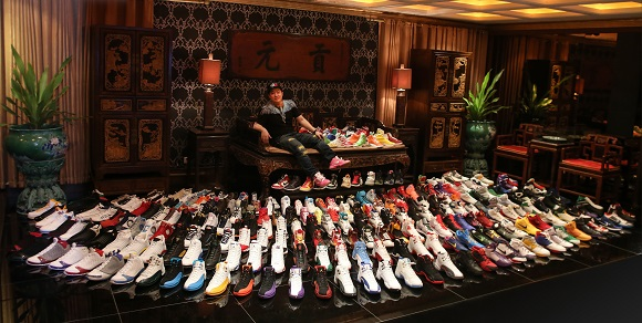 Evian Chow Chinas Top Sneakerhead