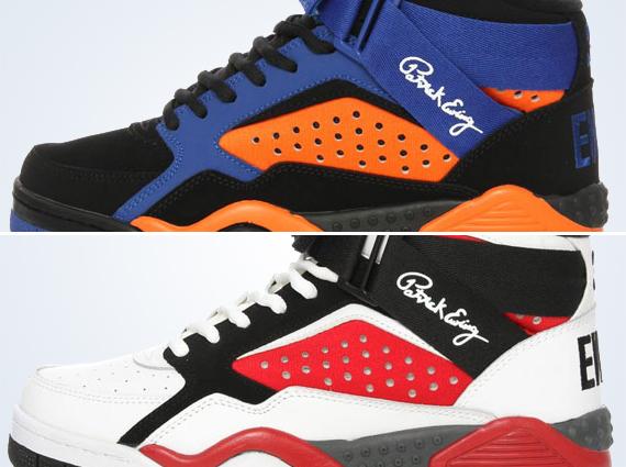 Ewing Focus Black Orange + White Red Release Date