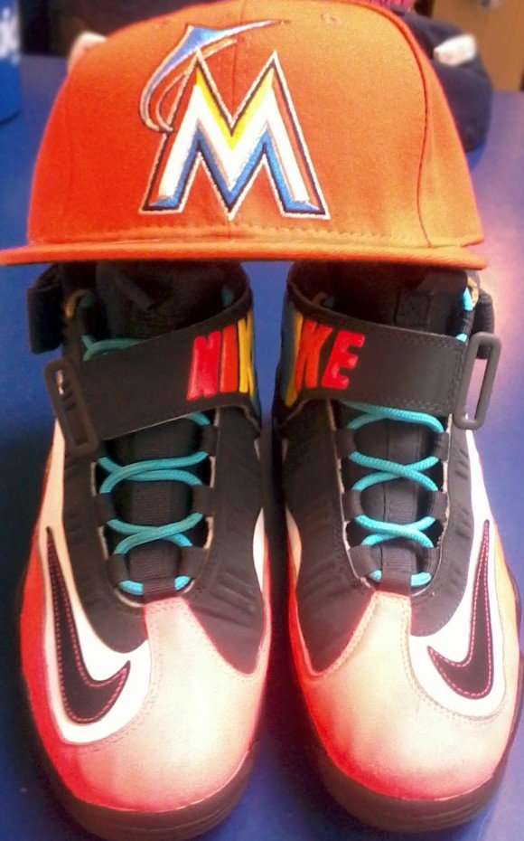 Florida Breeze Air Griffey Max 1 by Mr Exclusive Customs