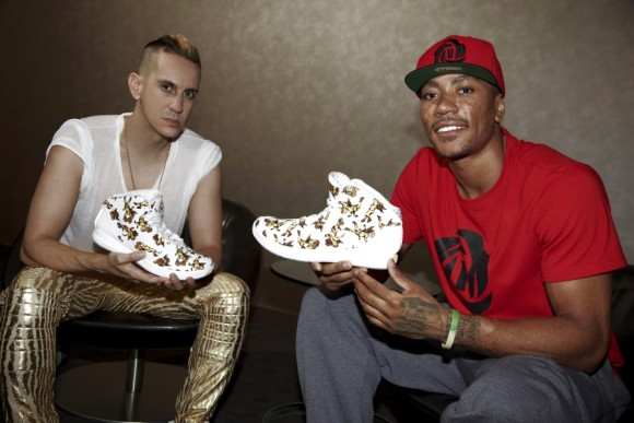 Jeremy Scott x adidas D Rose 3.5 Official Images
