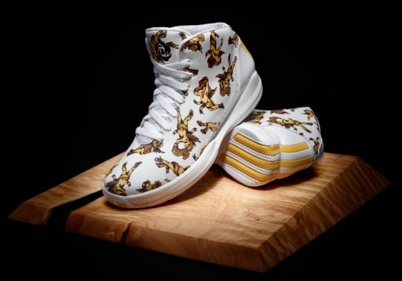 Jeremy Scott x adidas D Rose 3.5 Official Images