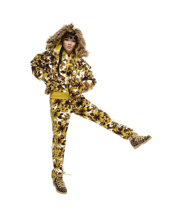 Jeremy Scott x adidas Fall Winter 2013 Collection Lookbook Detailed Look