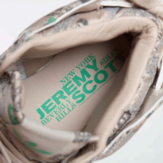 Jeremy Scott x adidas JS Wings 2.0 Money Detailed Look