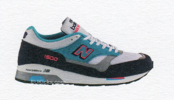 New Balance 1500 Spring 2014 Sneak Peek