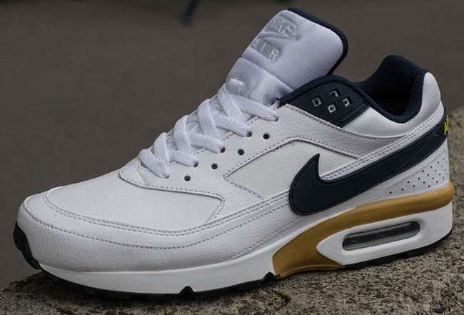 plus récent 9886f ab32b Nike Air Classic BW SI 'White/Armory Navy-Flint Grey-Armory ...