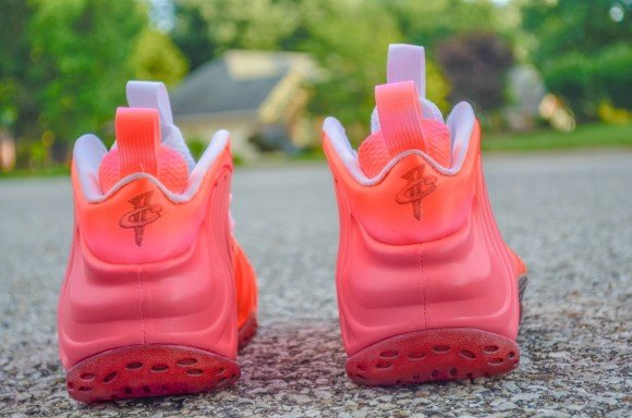 Nike Air Foamposite One Floridian Glow Customs by DMC Kicks