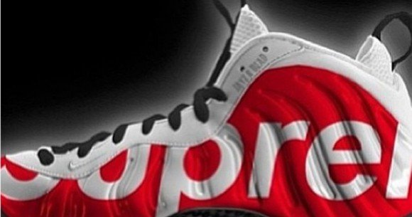 Nike Air Foamposite One x Supreme Possible Collaboration
