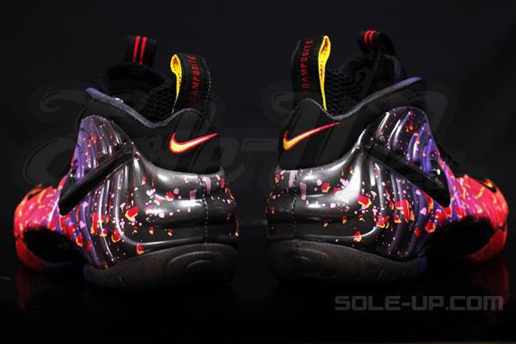"""934463afe76e6 Nike Air Foamposite Pro """"Asteroid"""" - Another Look"""