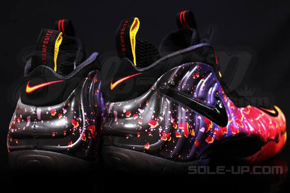 Nike Air Foamposite Pro Asteroid Another Look