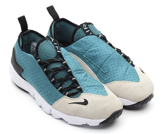 Nike Air Footscape Motion Mineral Teal Light Bone